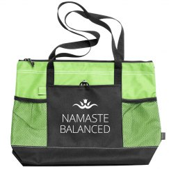Custom Namaste Yoga Gear