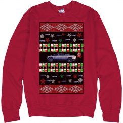 Ugly Sweater Cyber Truck