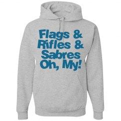 Flag & Rifles & Sabres Oh, My! (Soopafresh)
