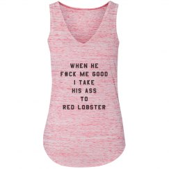 Red Lobster Tee for Women