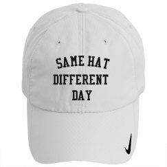 Same hat different day