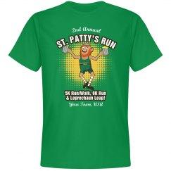 St. Patrick's Run & Leap