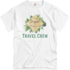 TWML Travel Crew Basic Tee