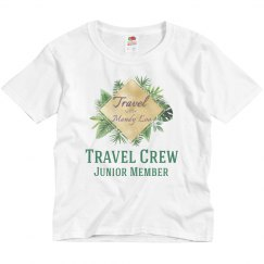 Travel Crew- Junior Member
