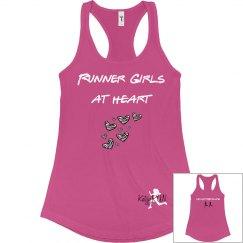 Runner Girls at Heart
