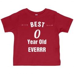 Customize toddler age