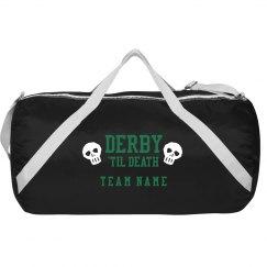 Custom Team Derby Bag