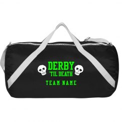 Custom Team Derby Bag