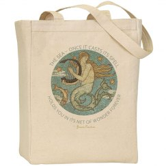 Spell of the Sea Mermaid Tote