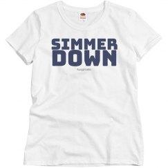 simmer down T