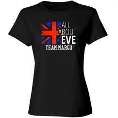Union Jack All about Eve Team Margo