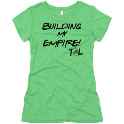 Building my Empire with Nicole