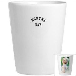 Koryna Ray Ceramic Shotglass