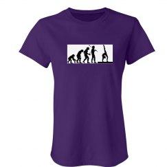 Gymnastics tshirt