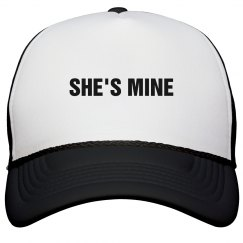 She's Mine Trucker Hat