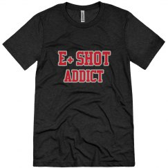 E+ Shot Addict Men's Tee