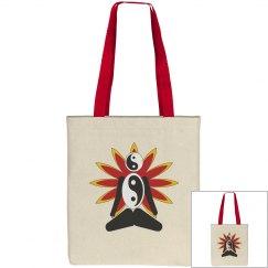 Yoga Lotus yin yang