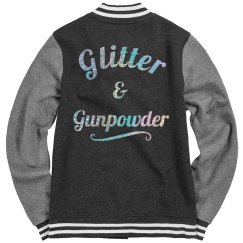 Stylish Glitter And Gunpowder Hunter