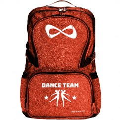Create Your Own Glitter Backpack