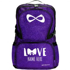 Bow With Love Cheer Bag