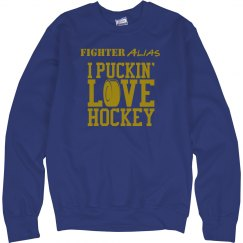 Puckin Love Sweatshirt