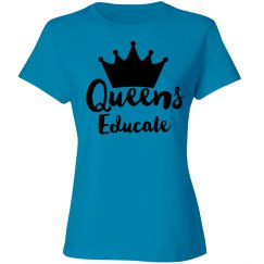 Queens Educate