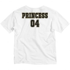 PRINCESS 04 MATCHING ROYAL FAMILY SET 4/4