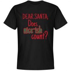 Dear Santa Does nice-ish count
