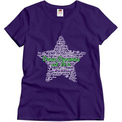 Ladies Star T-Shirt