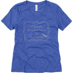 Ellwood Magical Items & Apothecary V-neck T-shirt 2