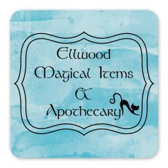 Ellwood Magical Items & Apothecary Magnet