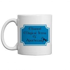 Ellwood Magical Items & Apothecary Mug