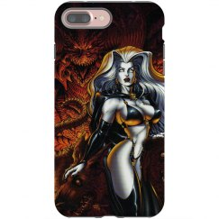 Lady Death Red