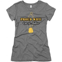 Army Wife Love and Pride