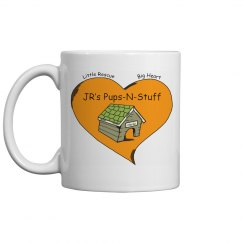 JR's Pups-N-Stuff Mug