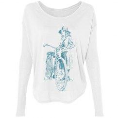 Old Fashioned Girl Bike
