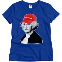 Make America USA George Washington