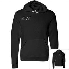 #pwp hoodie, black