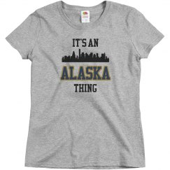 It's an alaska thing