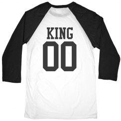 Matching Daddy King Tee