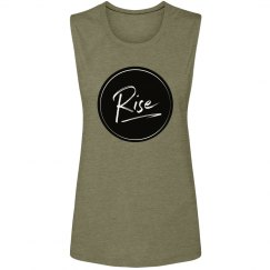 Rise Muscle Tank