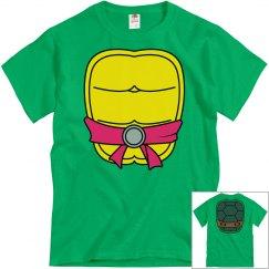 Red Turtle Halloween Shirt