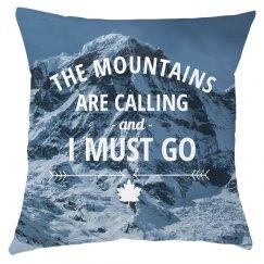 Cute Mountain's Call All Over Print