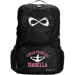Isabella cheer princess