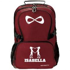 Isabella. Cheer girl
