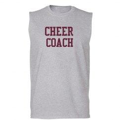 mens coach team shirt