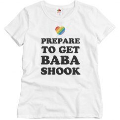 Gay Pride Prepare To Get Baba-Shook