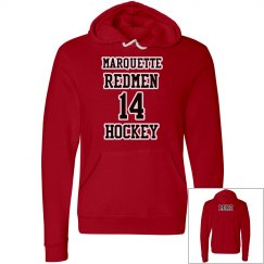 Marquette Redmen Hockey Sweatshirt