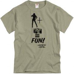 Modeling is Fun T-Shirt