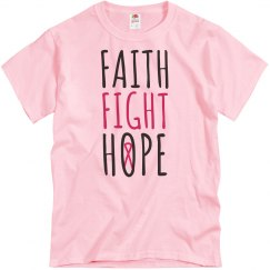 Faith Fight Hope